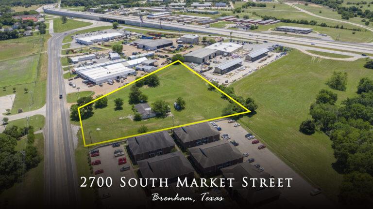 2700 South Market Street Property Main Text