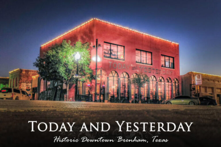 Today and Yesterday Main Text HRE Historic Listing