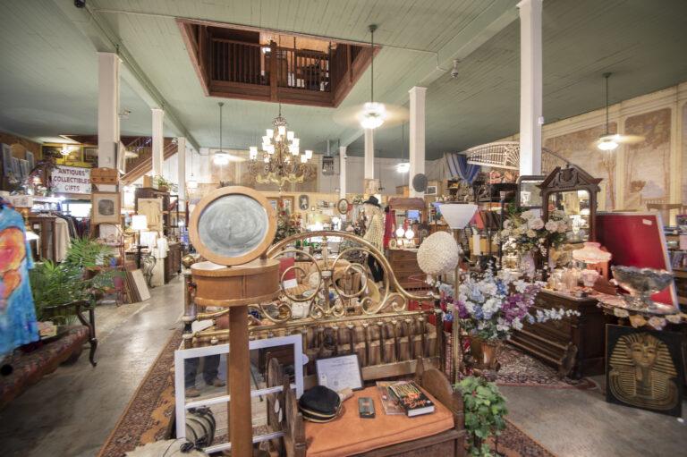 Antique Store Downtown Brenham