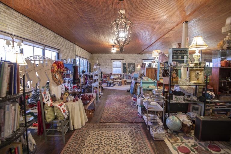 Storefront For Sale Downtown Brenham
