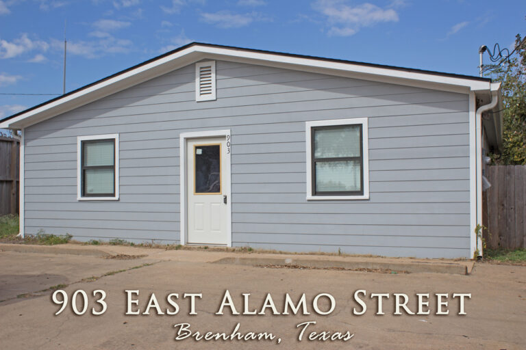 903 East Alamo Street Commercial Real Estate For Sale