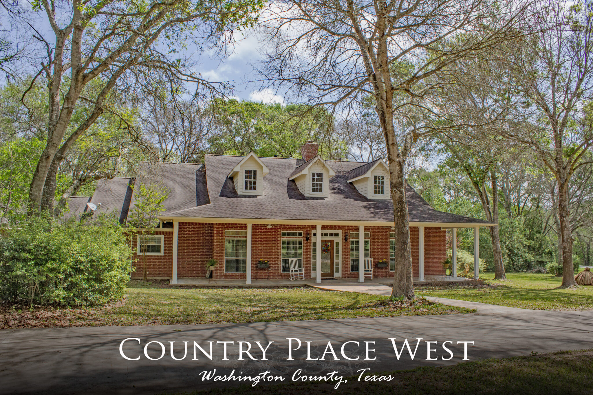 Country Place West HRE Listing