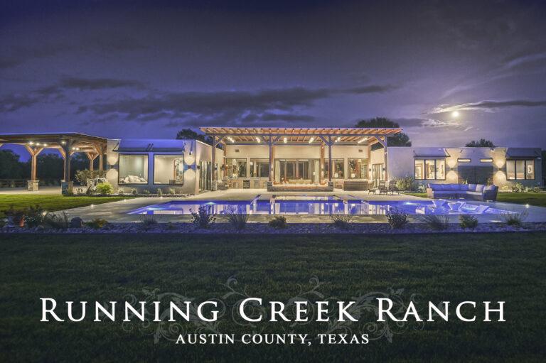 Running Creek Ranch Property In Austin County