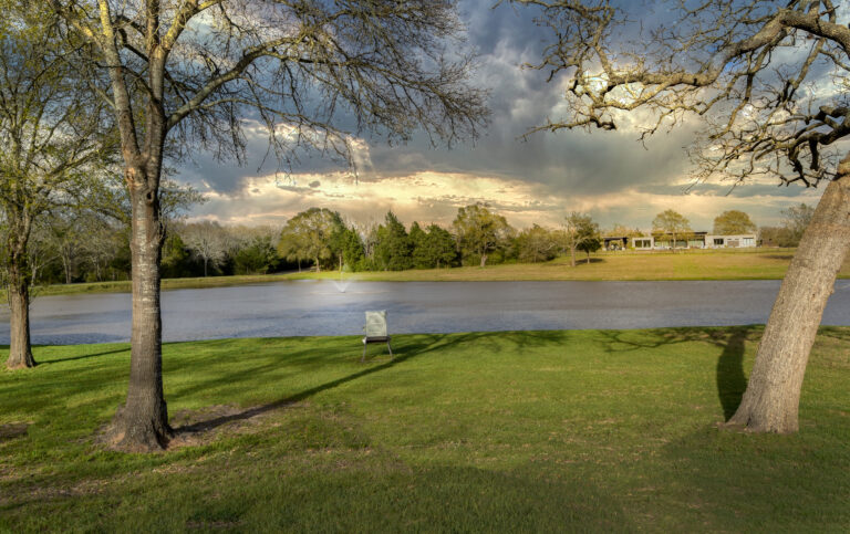 Lake Views with Trees on Texas Property For Sale