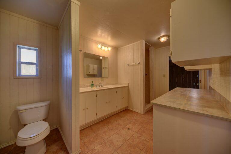 Barn Interior - Bathroom 2 B