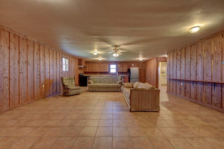 Barn Interior - Living A