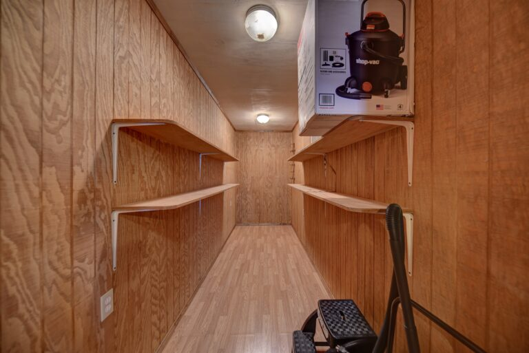 Barn Interior - Storage A