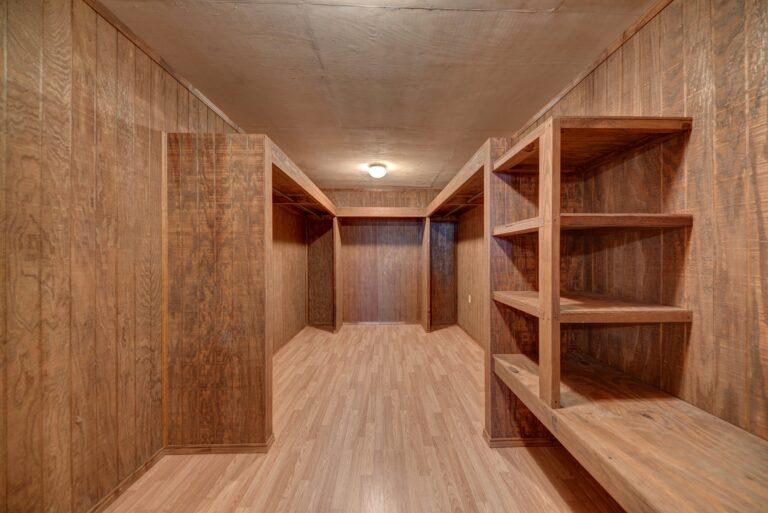 Barn Interior - Storage B
