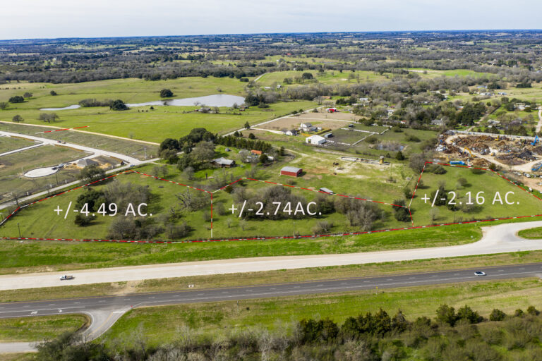Acre Lots Texas Real Estate