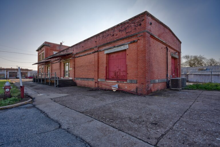 Southern Pacific Depot Exterior