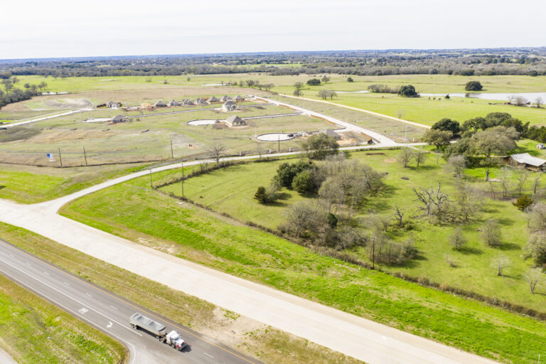 Texas Real Estate on Highway 36