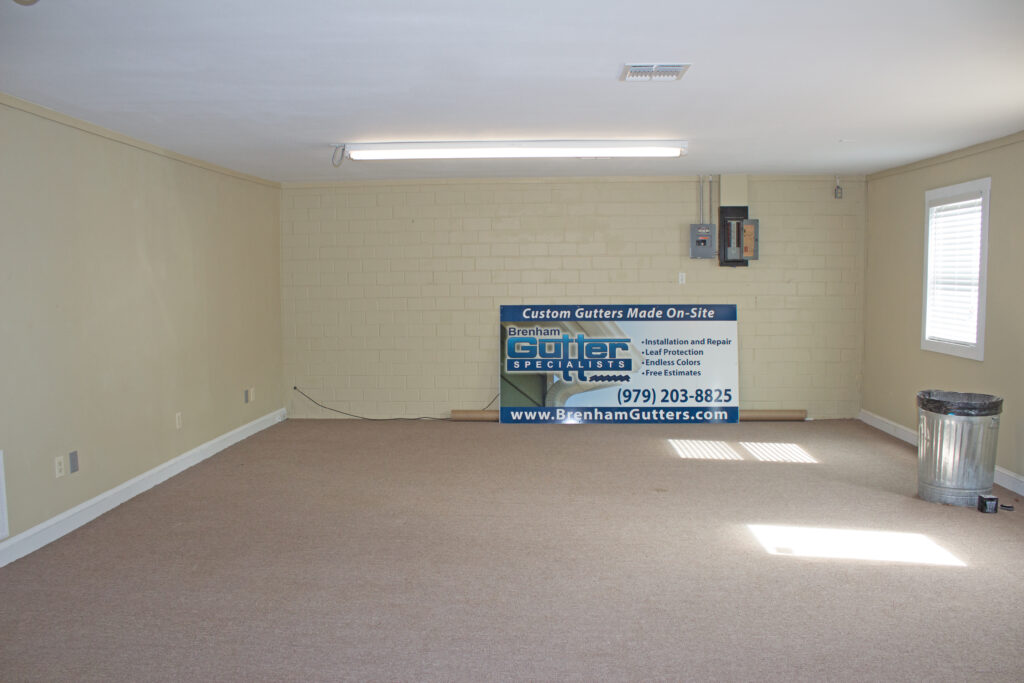 Commercial Property with Brick Walls