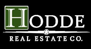Hodde Real Estate Co Logo - White (HRE)