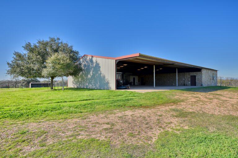 Main Barn A