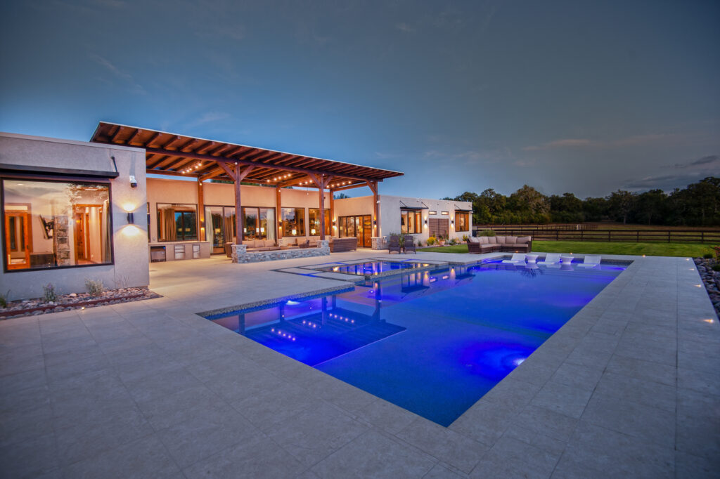 Property with Outdoor Pool and Yard