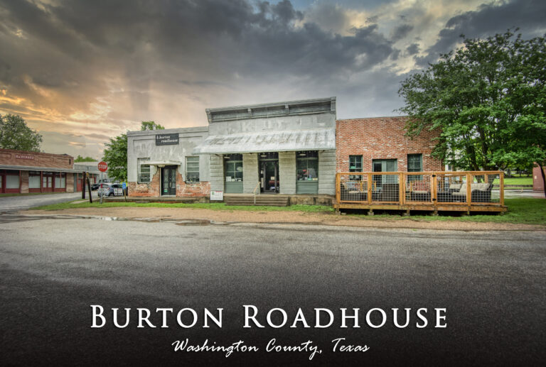 Burton Roadhouse- 514 North Railroad Street