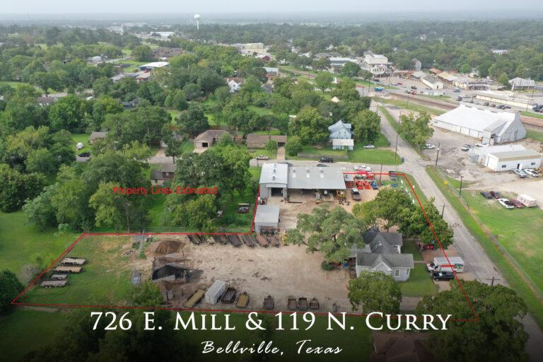 726 E. Mill Street & 119 N. Curry