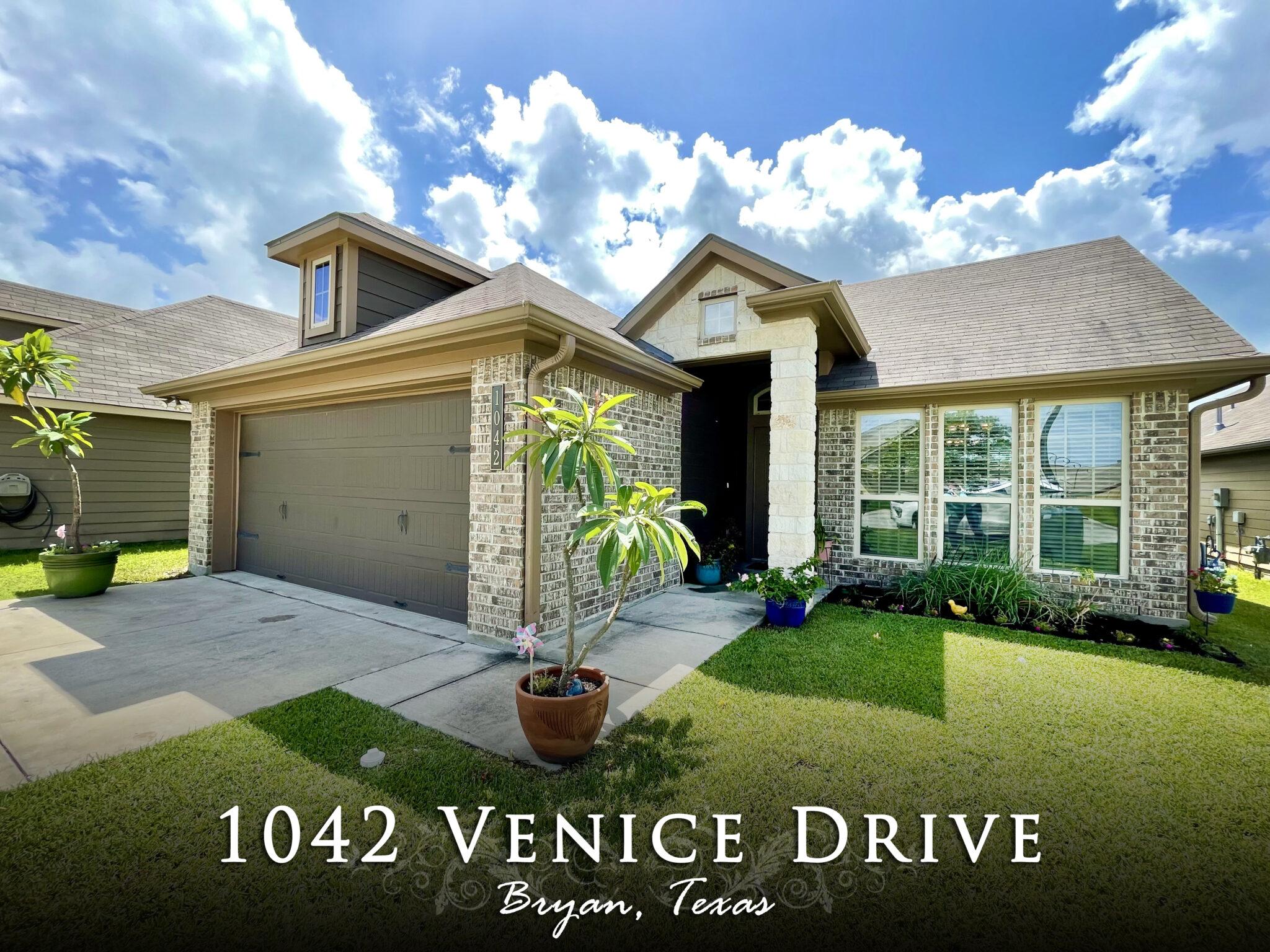 1042 Venice Drive