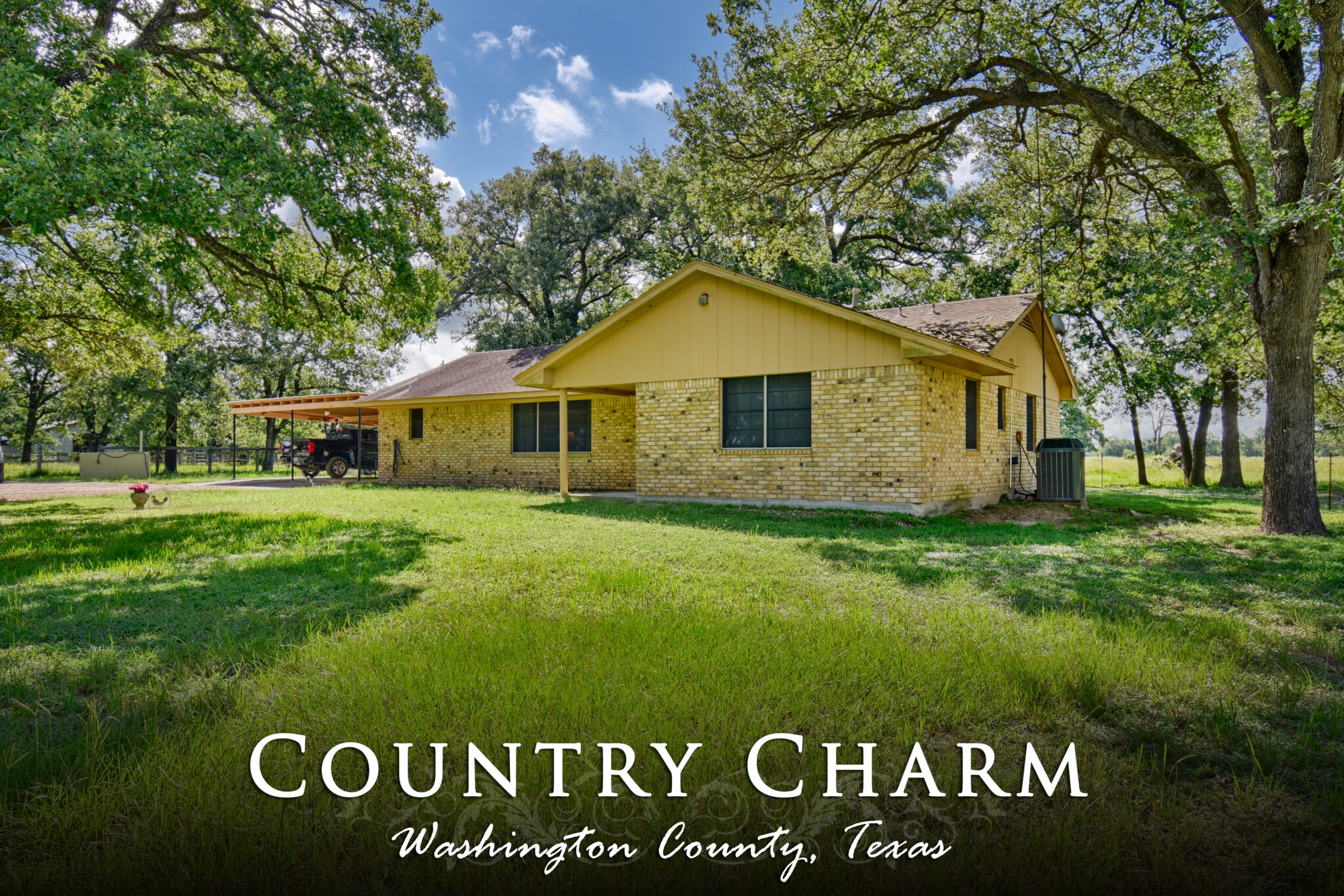 Country Charm- 8805 FM 2780