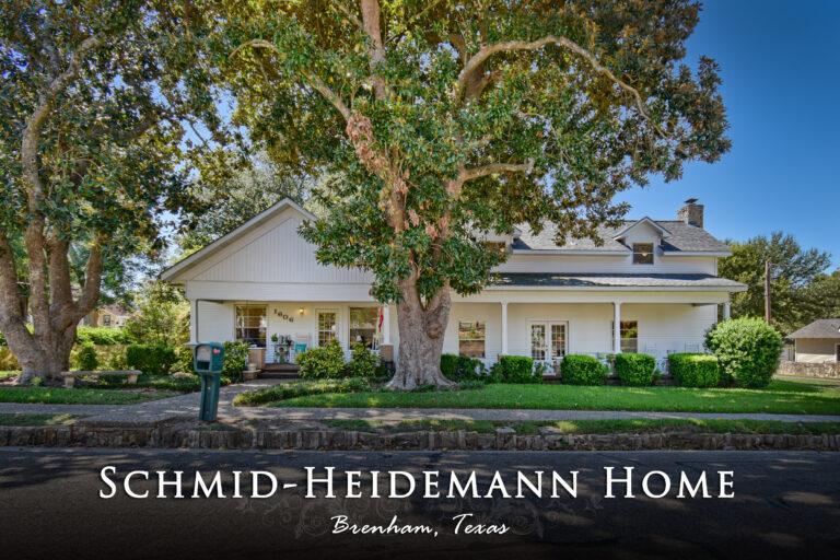 Schmid-Heidemann Home- 1606 Church Street