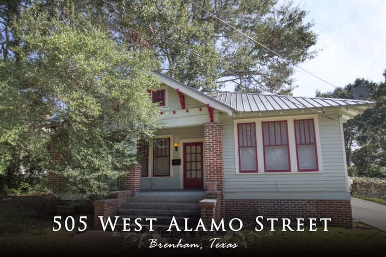 505 West Alamo Street